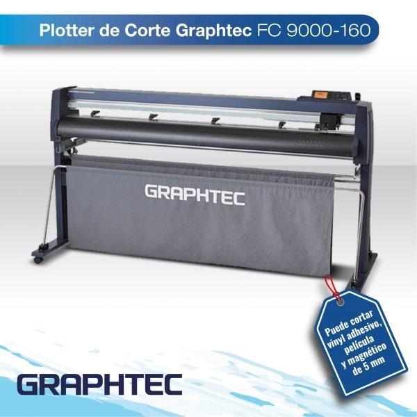 imagen ilustrativa plotter de corte graphtec