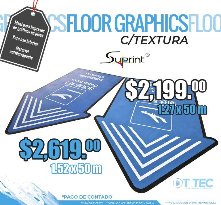 Floor Graphics Suprint V5