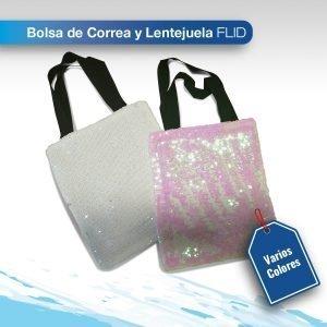 Imagen de producto bolsa con lentejuela sublimable