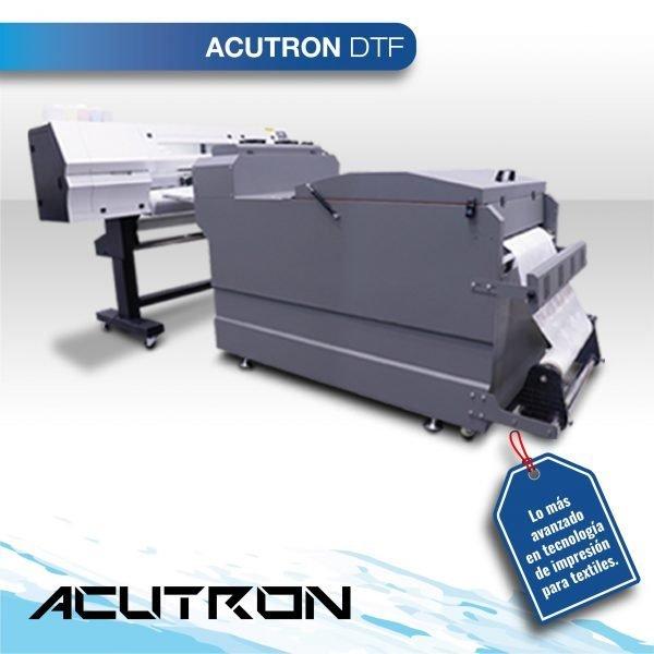 Foto de producto de maquina acutron dtf